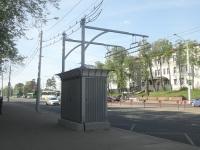 Минск. Электробусная зарядная станция