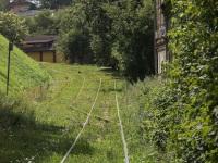 Нижний Новгород. Бывшая двухпутка сведена в однопутку за ненадобностью