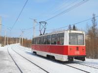 Усть-Илимск. 71-605 (КТМ-5) №016