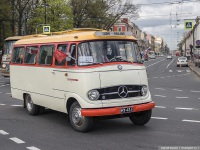 Санкт-Петербург. Mercedes-Benz MY 341