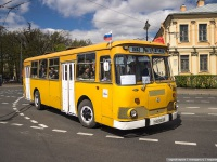 Санкт-Петербург. ЛиАЗ-677М р465хк