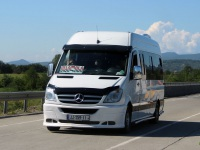 Кутаиси. Mercedes-Benz Sprinter JJ-259-II