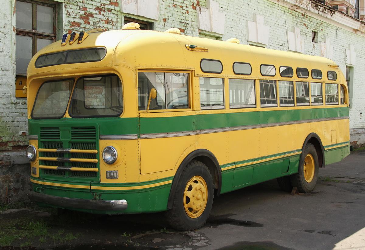 Москва. ЗиС-155 (б/н)