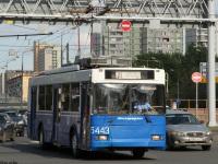 Москва. ТролЗа-5275.05 №5443