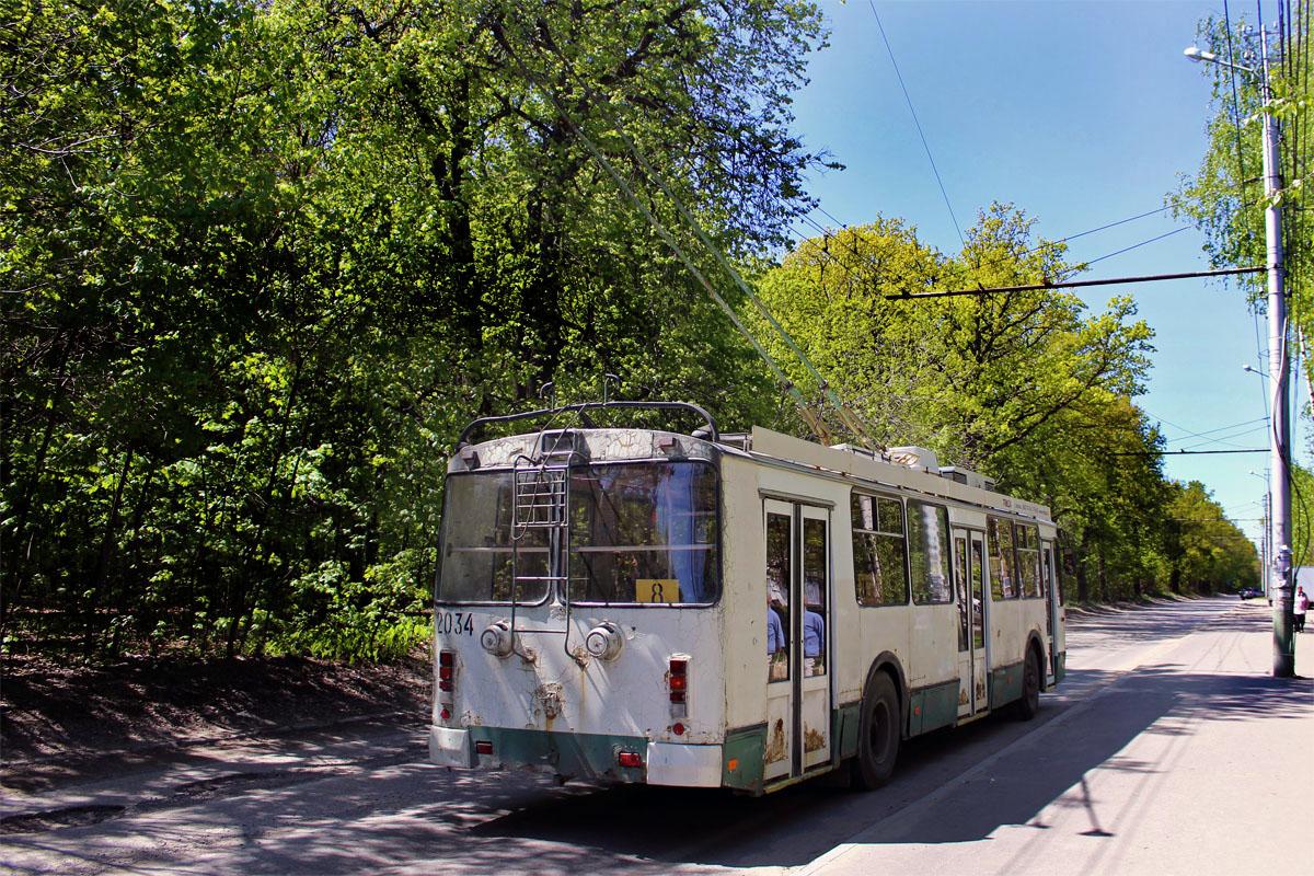 Пенза. ЗиУ-682Г-016.02 (ЗиУ-682Г0М) №2034