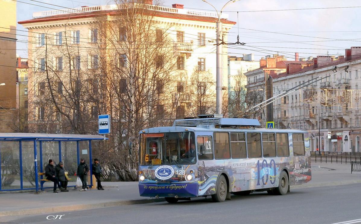 Мурманск. ВЗТМ-5284.02 №128
