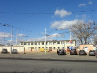 Троллейбусный парк № 4 в Минске