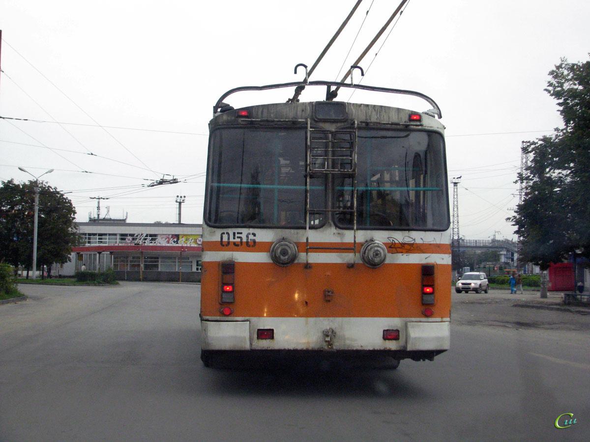 Дзержинск (Россия). ЗиУ-682Г-016.02 (ЗиУ-682Г0М) №056