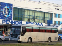 Комсомольск-на-Амуре. Hyundai Universe Space Luxury а346ос