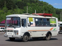 Новокузнецк. ПАЗ-32054 е589ек