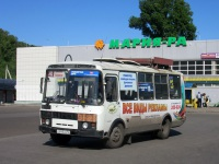 Новокузнецк. ПАЗ-32054 е893хв