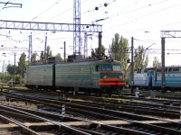 Джанкой. ВЛ11-688