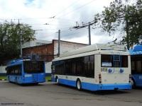 Москва. СВАРЗ-МАЗ-6275 №8989, ТролЗа-5265.00 №8158