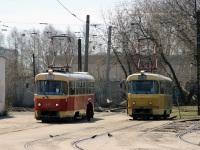 Екатеринбург. Tatra T3 (двухдверная) №623, Tatra T3SU №691