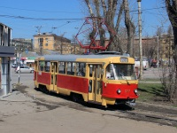 Екатеринбург. Tatra T3 (двухдверная) №077