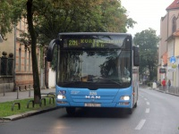 Загреб. MAN A21 Lion's City NL313 ZG 1783-DZ