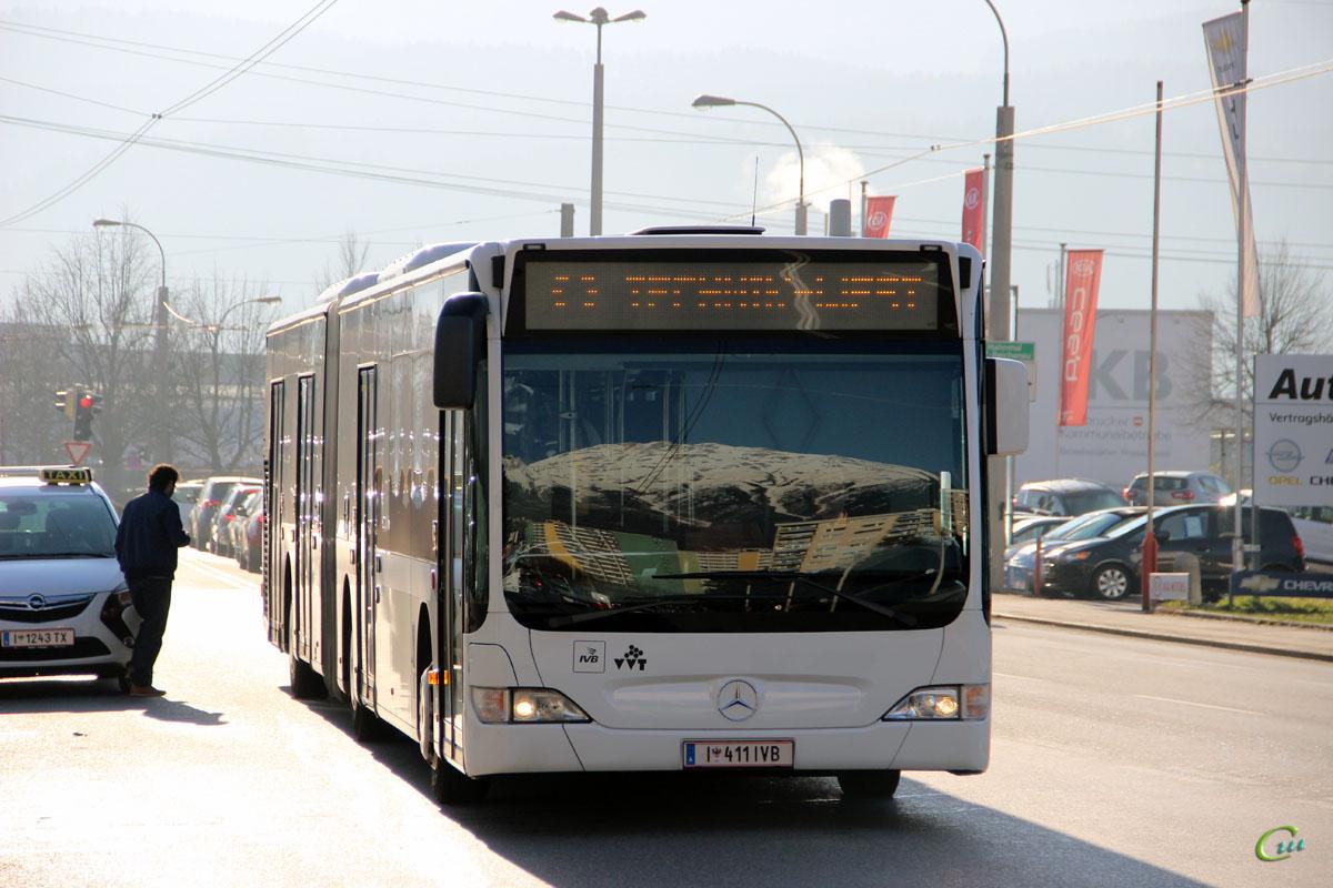 Инсбрук. Mercedes O530 Citaro G I 411 IVB