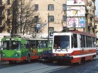Санкт-Петербург. ЗиУ-682В00 №1724, 71-134К (ЛМ-99К) №0427