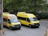 Тбилиси. Avestark (Ford Transit) TMC-586, Avestark (Ford Transit) TMC-107