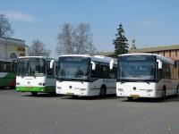 Коломна. ЛиАЗ-5256.25 во718, Mercedes O345 Conecto H еа304, Mercedes O345 Conecto H вх906