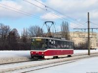 Харьков. Tatra T6B5 (Tatra T3M) №4527