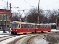 Харьков. Tatra T3 №592, Tatra T3 №593