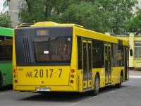 Минск. МАЗ-203.076 AK2017-7