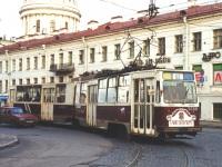 Санкт-Петербург. ЛВС-86К №2023