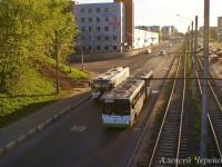 Череповец. ЛиАЗ-6212.00 ак026, MaxCi (Scania CN113CLL) ак259