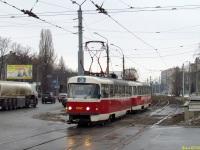 Харьков. Tatra T3 (двухдверная) №3080, Tatra T3 (двухдверная) №3081