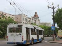 Хабаровск. ТролЗа-5275.03 №241