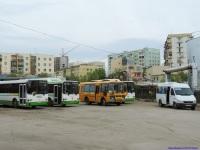 Якутск. ЛиАЗ-5256.57 ух057, ПАЗ-32053 ух060, ЛиАЗ-5256.60-01 с847кс