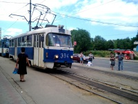 Запорожье. Tatra T3SU №394