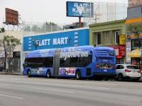 Лос-Анджелес. NABI 60-BRT 1055047