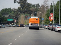 Лос-Анджелес. NABI 40-LFW 1338258