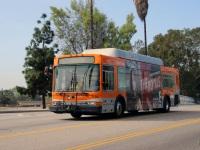 Лос-Анджелес. NABI 40-LFW 1374172