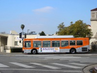 Лос-Анджелес. NABI 40-LFW 1366847