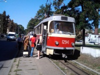 Днепропетровск. Tatra T3SU №1294