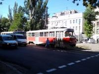 Днепр. Tatra T3SU №1277
