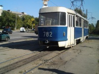Запорожье. Tatra T3SU №782