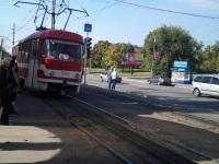 Запорожье. Tatra T3SU №369