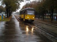 Днепропетровск. Tatra T4D №1445