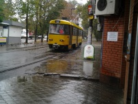 Днепропетровск. Tatra T4D №1446