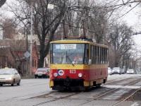 Ростов-на-Дону. Tatra T6B5 (Tatra T3M) №823