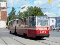 Санкт-Петербург. ЛВС-86К №3473