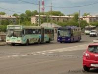 Череповец. ГолАЗ-АКА-6226 а092ар, Scania OmniLink CL94UB ае793