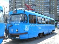 Москва. Tatra T3 (МТТА) №3350