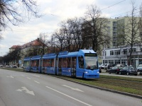 Мюнхен. Adtranz R3.3 №2215