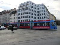 Мюнхен. Adtranz R3.3 №2220