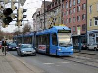 Мюнхен. Adtranz R3.3 №2202